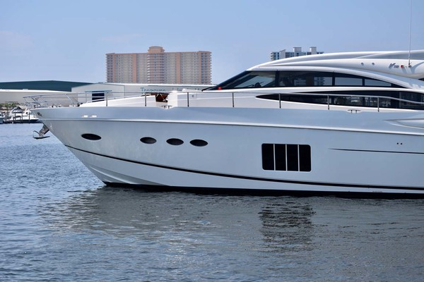 Picture Of: 72' Princess V72 2013 Yacht For Sale | 4 of 56