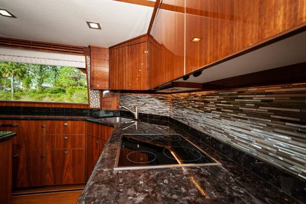 Picture Of: 72' Viking 72 Enclosed Bridge 2017 Yacht For Sale | 3 of 64