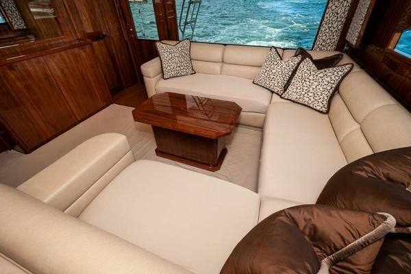 Picture Of: 72' Viking 72 Enclosed Bridge 2017 Yacht For Sale | 2 of 64