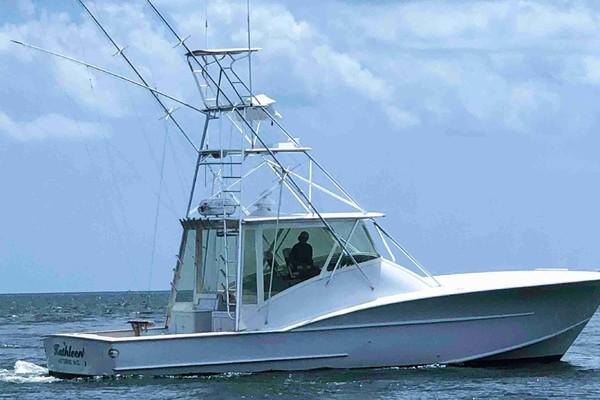44' Custom Carolina/blackwell/hudson 44 Xps 2000 | Kathleen