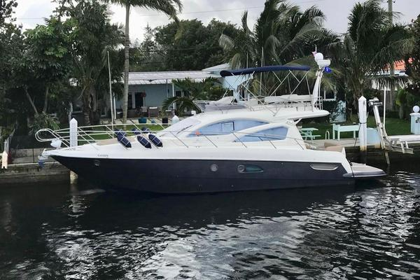 45' Cranchi Atlantique 2011 | Acqua Blue