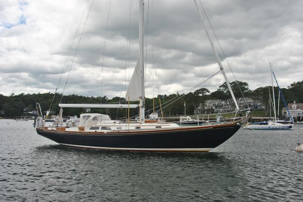 40' Hinckley Bermuda 40 1978 | Candide
