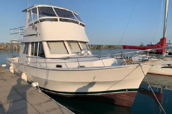 Mainship 39' 390 Trawler 2000