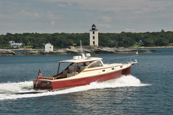 Picture Of: 36' Ellis Express 2006 Yacht For Sale | 1 of 22