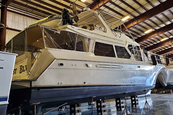 Picture Of: 57' Navigator 5700 Rival Pilothouse 2004 Yacht For Sale | 2 of 68