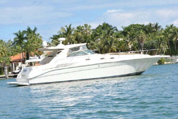 45' Sea Ray 450 Sundancer 1996 | Poseidon