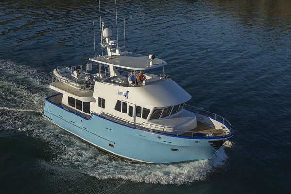 Picture Of: 57' Northern Marine Expedition 2017 Yacht For Sale | 1 of 51