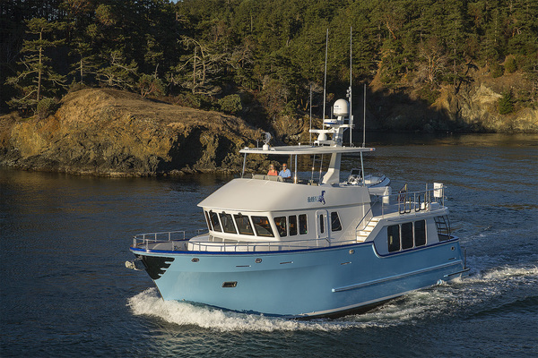 Picture Of: 57' Northern Marine Expedition 2017 Yacht For Sale | 4 of 51