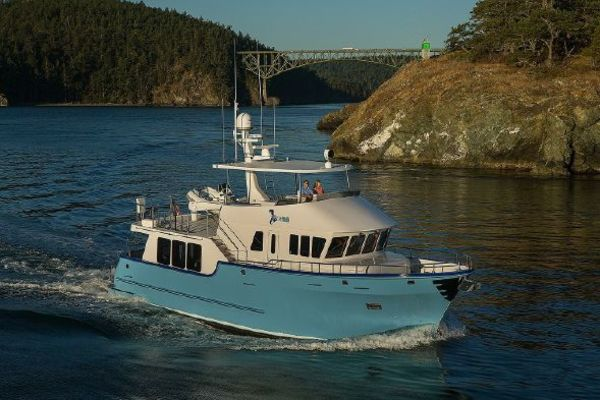 57' Northern Marine Expedition 2017 | Agave