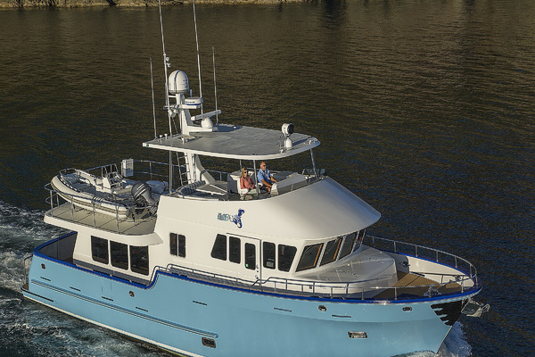 2017 Northern Marine 57' Expedition Agave | Picture 2 of 51
