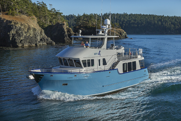 2017 Northern Marine 57' Expedition Agave | Picture 6 of 51