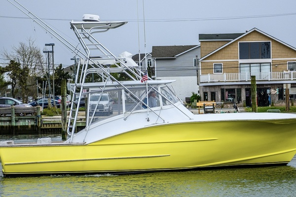 39' Gillikin 39 Custom Carolina Express 2007 | Myra Ht
