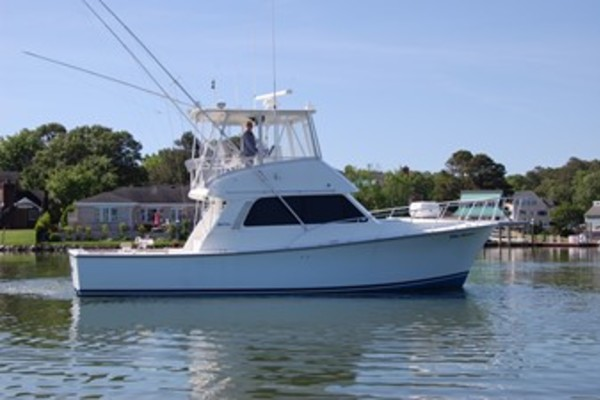 38' Henriques 38 Convertible 2007 | Blue Runner