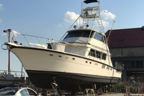 65' Hatteras 65 Convertible 1988 | Outrageous