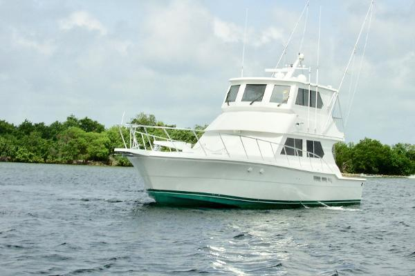 Picture Of: 55' Ricker Custom Sportfish 2005 Yacht For Sale | 3 of 73