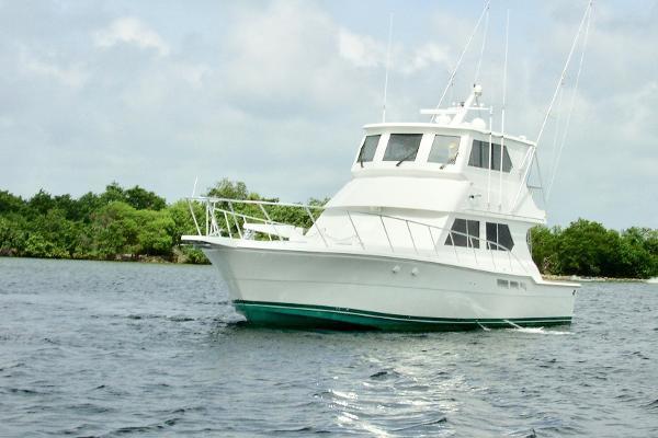 2005 Ricker 51' Custom Sportfish Fin Chaser | Picture 3 of 73
