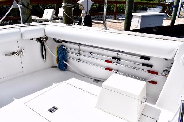 2005Ricker 51 ft Custom Sportfish   Fin Chaser