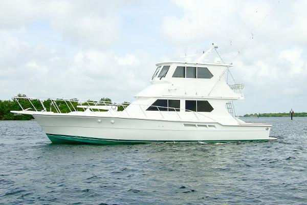 2005 Ricker 51' Custom Sportfish Fin Chaser | Picture 4 of 73