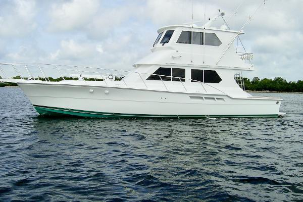 2005 Ricker 51' Custom Sportfish Fin Chaser | Picture 2 of 73