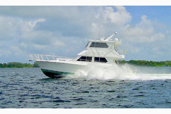 2005 Ricker 51' Custom Sportfish Fin Chaser | Picture 5 of 73
