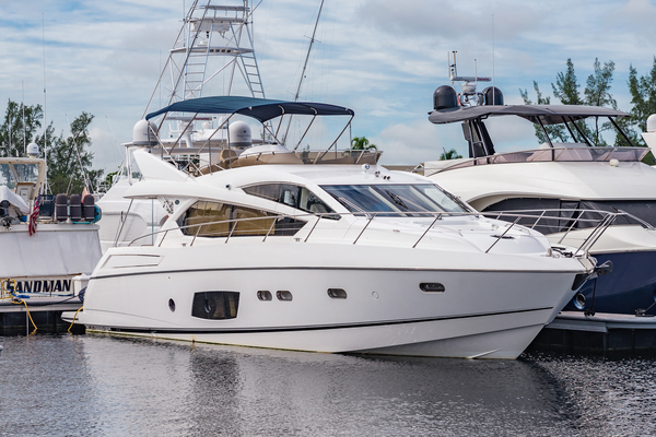 69' Sunseeker 63 Manhattan 2014 | No Name 63 Sunseeker Manahttan