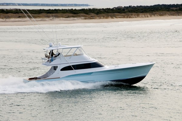 64' Jarrett Bay 64 Custom Carolina Convertible 2010 | Reel Quick