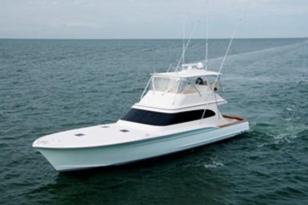 photo of 64' Jarrett Bay 64 Custom Carolina Convertible 2010