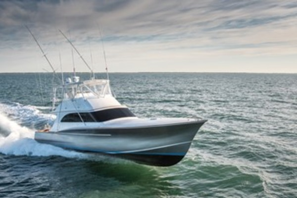 58' Blackwell 58 Custom Carolina Convertible 2002 | Feet First