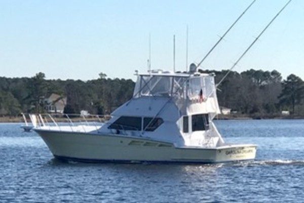 50' Hatteras 50 Convertible 1998 | Carolina Dreaming