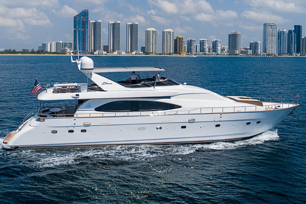 85' Azimut Ultimate 1999 | Elizee