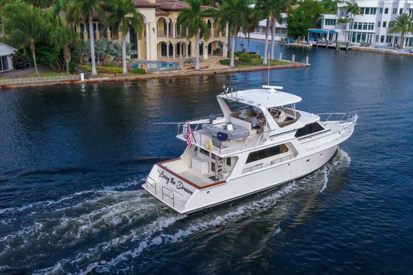 Picture Of: 54' Offshore Yachts Pilothouse 2005 Yacht For Sale   1 of 22