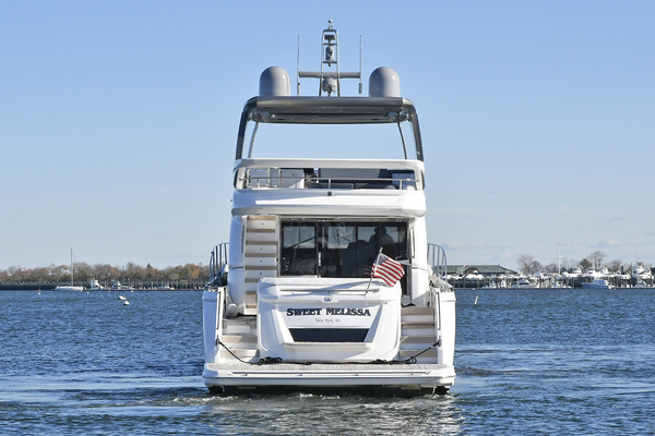 Picture Of: 63' Princess 62 Flybridge 2018 Yacht For Sale | 2 of 61