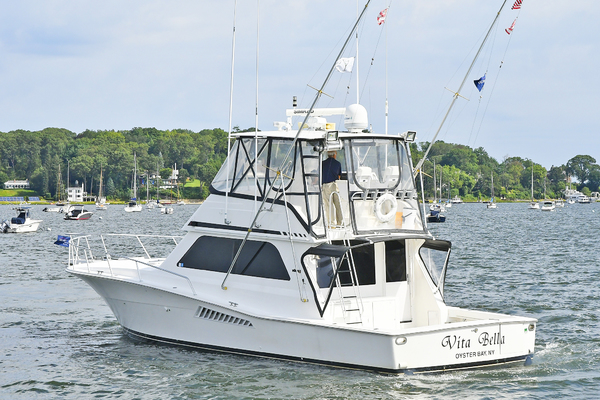 Picture Of: 47' Viking 47 Convertible 1997 Yacht For Sale   2 of 34
