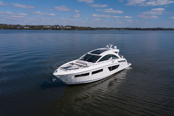 Picture Of: 59' Cruisers Yachts 60 Cantius 2017 Yacht For Sale | 3 of 77