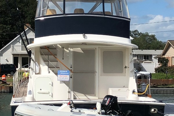 2004 Grand Banks 58' 58 Eastbay Cynthia D | Picture 4 of 112