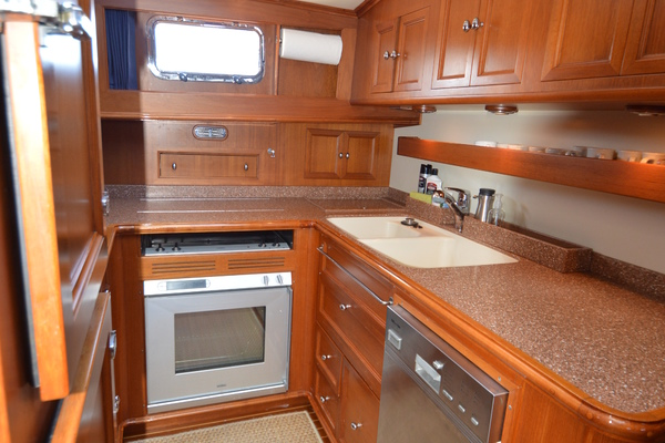 2004 Grand Banks 58' 58 Eastbay Cynthia D | Picture 6 of 112