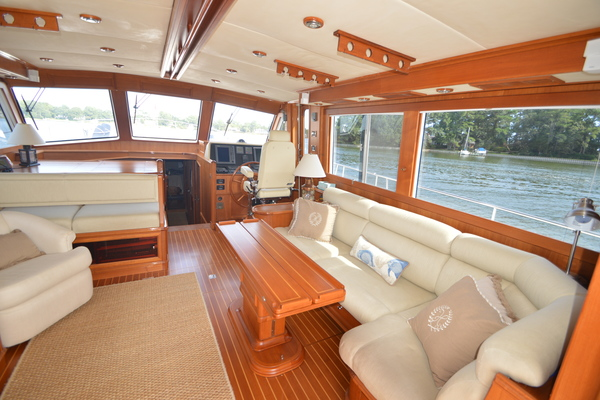2004 Grand Banks 58' 58 Eastbay Cynthia D | Picture 5 of 112