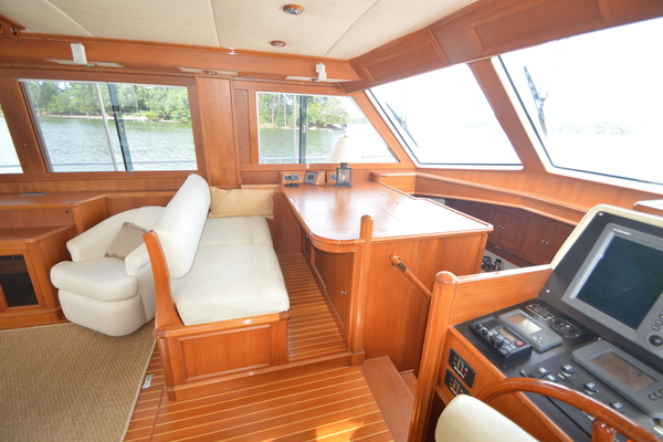 2004 Grand Banks 58' 58 Eastbay Cynthia D | Picture 2 of 112