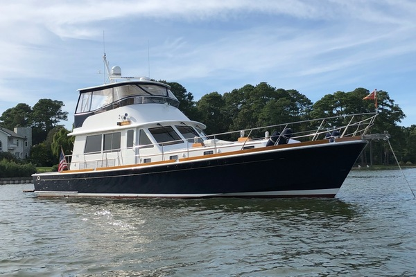 Picture Of: 58' Grand Banks 58 Eastbay 2004 Yacht For Sale | 2 of 76
