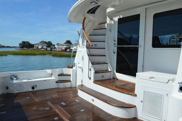 2004 Grand Banks 58' 58 Eastbay Cynthia D | Picture 7 of 112