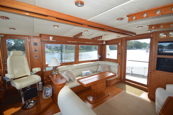 2004 Grand Banks 58' 58 Eastbay Cynthia D | Picture 8 of 112