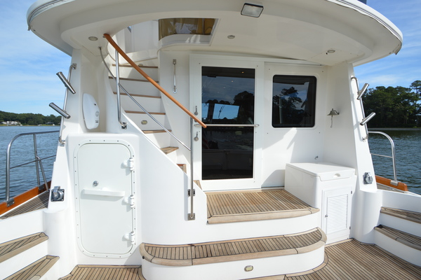 2004 Grand Banks 58' 58 Eastbay Cynthia D | Picture 1 of 112