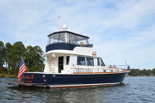 Picture Of: 58' Grand Banks 58 Eastbay 2004 Yacht For Sale | 4 of 76