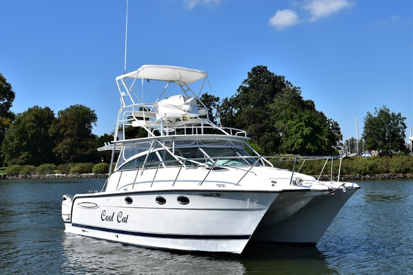 photo of 34' Glacier Bay 3470 Ocean Runner 2006