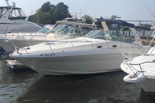 37' Sea Ray 340 Sundancer 2004 | Baycation
