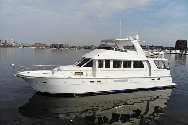62' Jefferson 62 Sportdeck Motoryach 2006 | So Sweet Ii