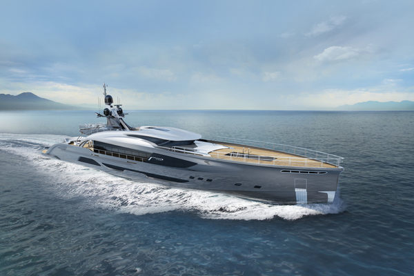 170-ft-Latitude Yachts-2023--VENOM   Latvia  yacht for sale