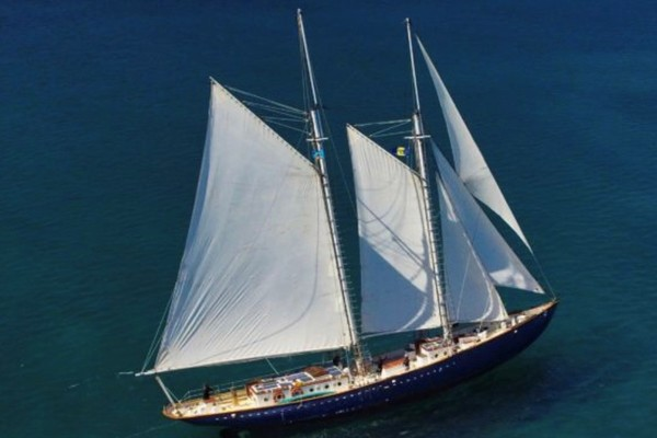 Picture Of: 100' Custom Grand Banks Schooner 2014 Yacht For Sale | 1 of 15