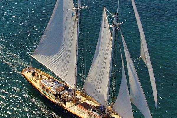 Picture Of: 100' Custom Grand Banks Schooner 2014 Yacht For Sale | 2 of 15