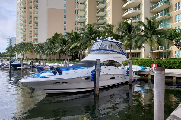 Sea Ray 47' 47 Sedan Bridge 2008